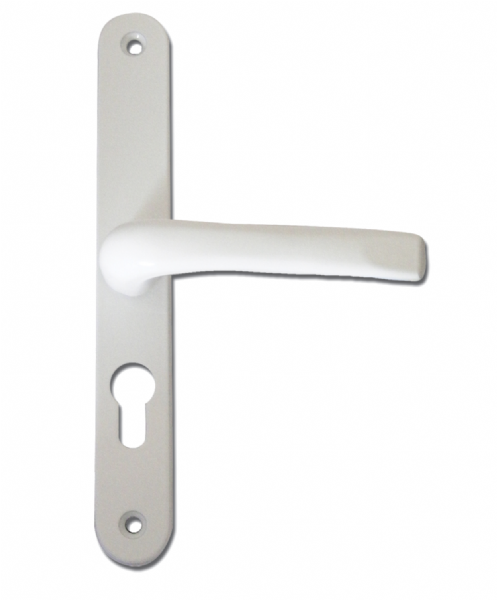 48-200 UPVC Door Handle - White